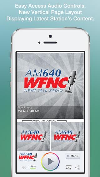 玩新聞App|WFNC 640 AM免費|APP試玩