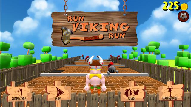 Run Viking Run
