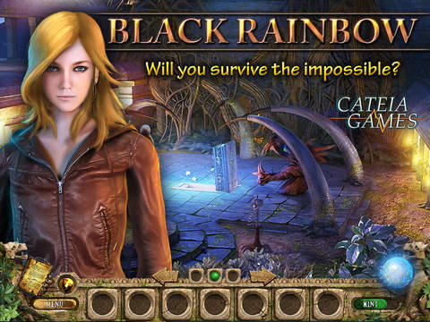 Black Rainbow HD (Full) на iPad