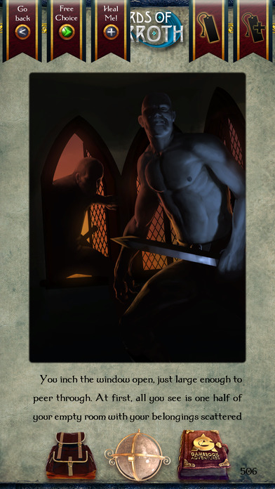 Screenshot 4 Gamebook Adventures 10: Lords of Nurroth