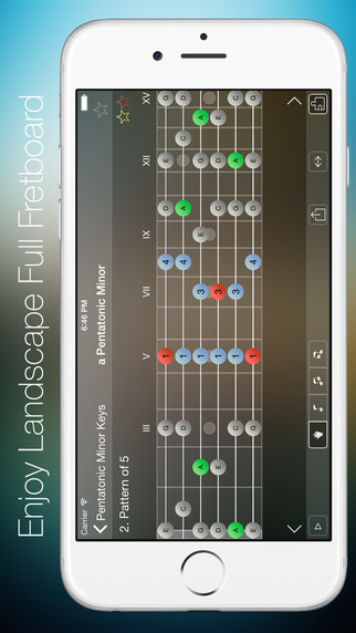 Star Scales Pro For Guitar Screenshots