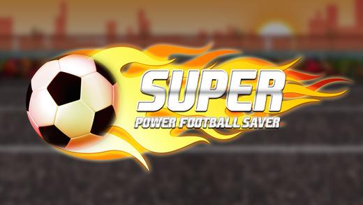 Super Power Football Saver Pro - cool fantasy soccer game