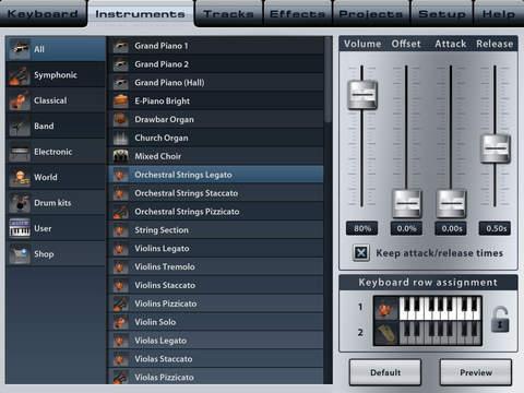 Music Studio screenshot