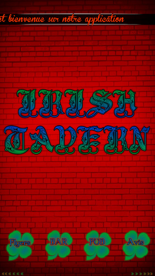 Irish Tavern Pub