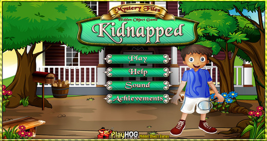 Mystery Files - Kidnapped - Free Hidden Object Games
