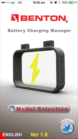 Battery Charging Manager