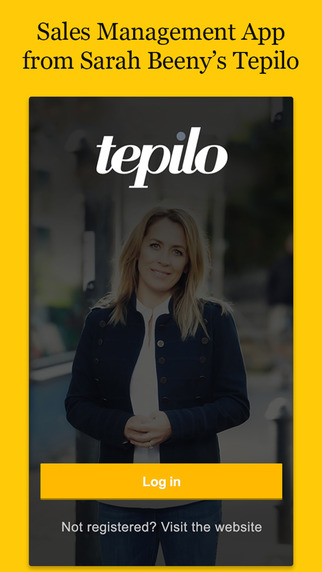Tepilo – Sarah Beeny's Online Estate Agent - sales management app for selling UK homes nationwide