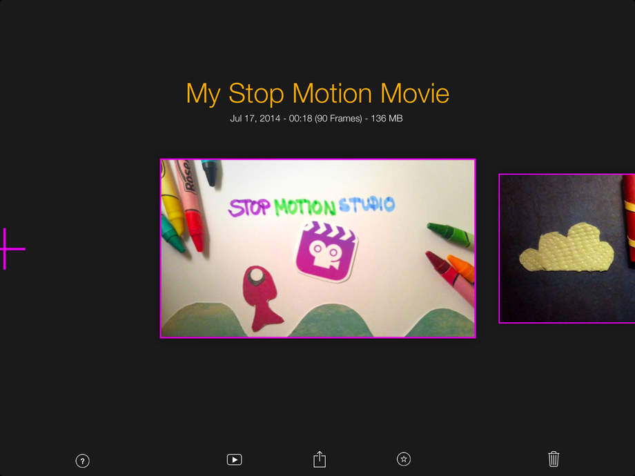Stop Motion Studio - iPhone Mobile Analytics and App Store Data