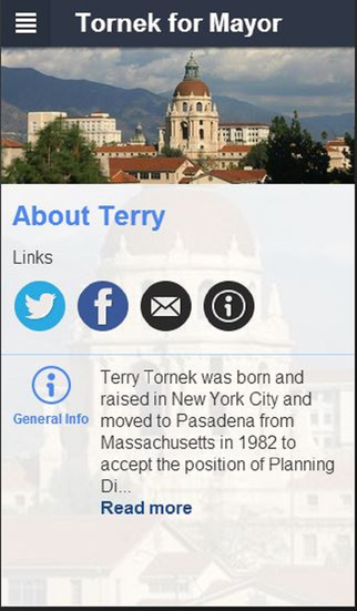 Tornek for Mayor 2015