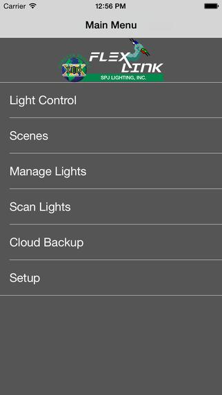 SPJ Lighting Flex Link System