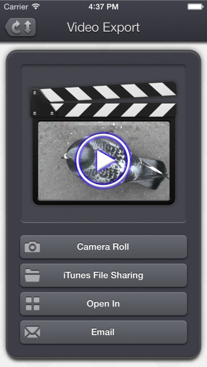 Video Rotate & Flip - iPhone Mobile Analytics and App Store Data