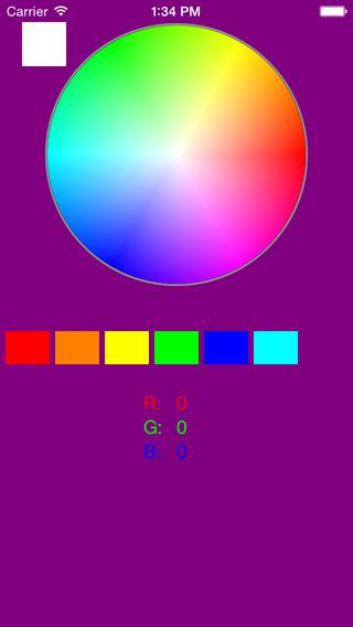 Color Code Tool App