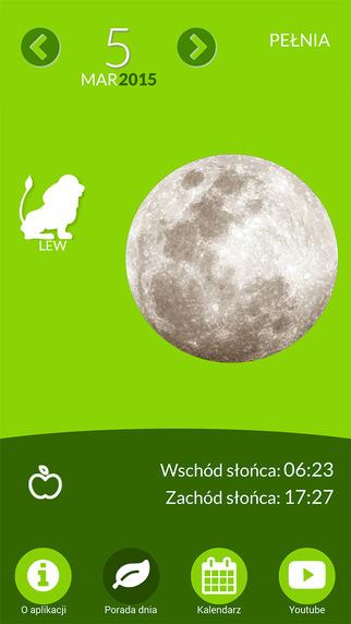 Księżycowy Kalendarz Ogrodnika
