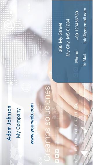 My E-Business Card