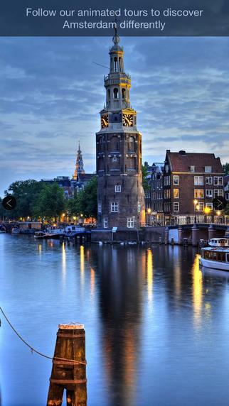 Amsterdam Guide Monument Tracker