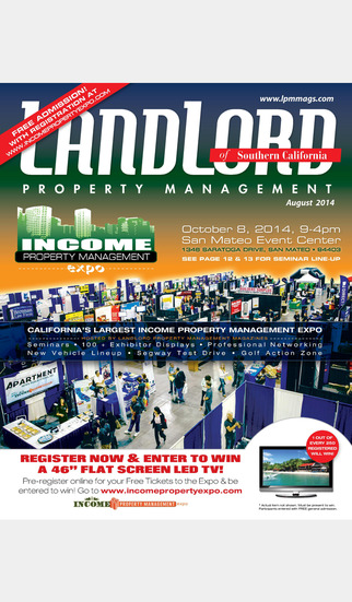 Landlord Property Management Magazine – Silicon Valley