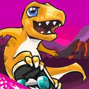 动作跑酷 – 迪诺滑板 Dino Skater [iOS]