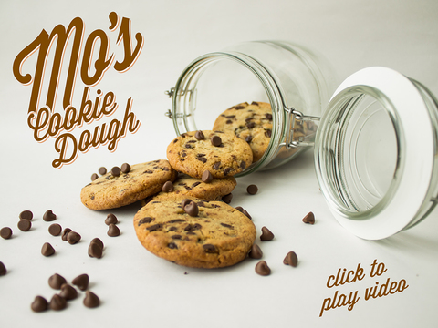 Mo's Cookie Dough Recipe Book