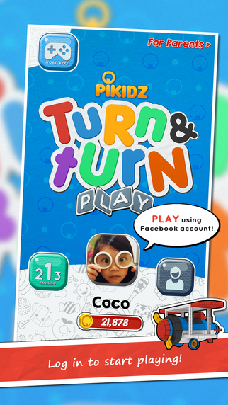 Pikidz Turn Turn Play