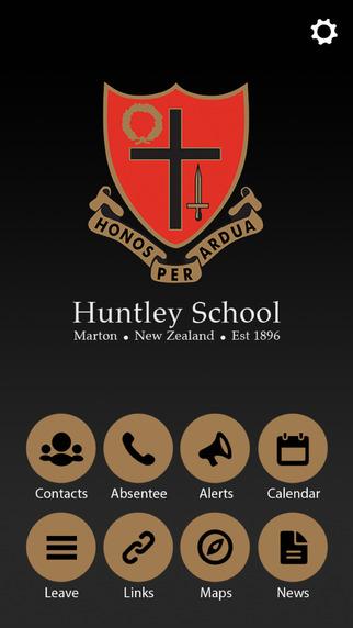 Huntley School