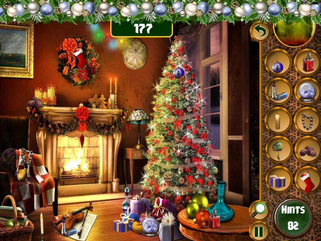 App Shopper: Christmas Hidden Objects Free (Games)