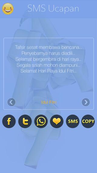 SMS Ucapan