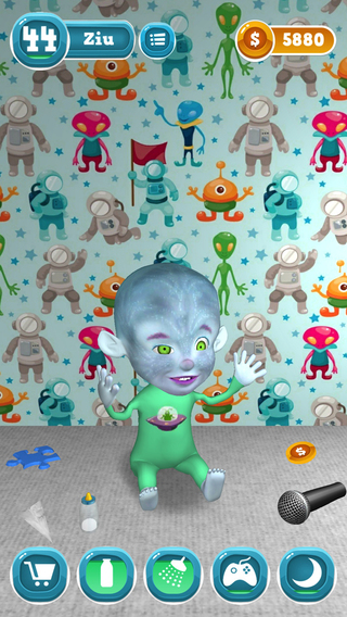 My Space Baby Virtual Pet