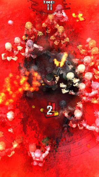 僵尸来了,撑过20秒!:Zombies: Dead in 20