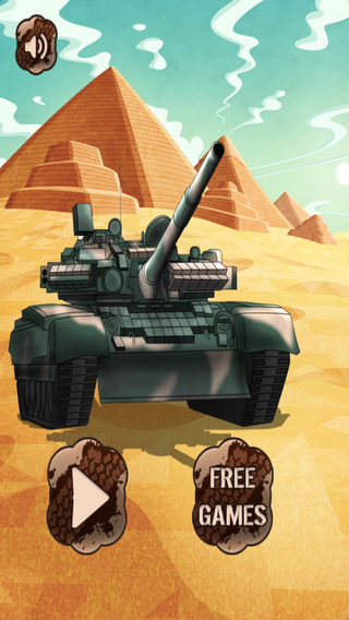 An Action War Tank Race Adventure - Aggressive Battle Destroyer Mission