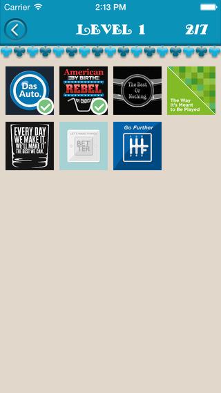 Slogans Quiz - Guess the Slogan