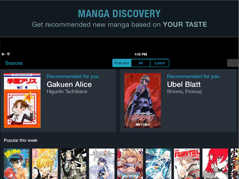 best ipad pdf viewer for manga