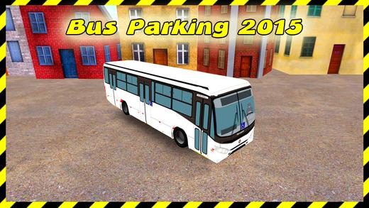 Bus Parking 2015
