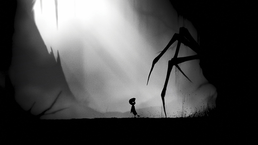 LIMBO Games for iPhone/iPad screenshot