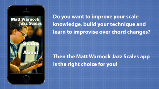 Matt Warnock Guitar Jazz Scales
