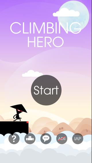 Climbing Hero+