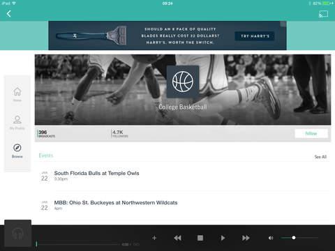 TuneIn Radio – Stream free music, sports, talk & news stations, podcasts, songs & tracks