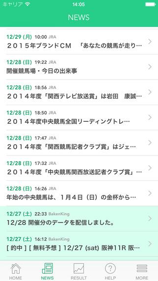 玩免費運動APP 下載BakenKing - 競馬予想App app不用錢 硬是要APP