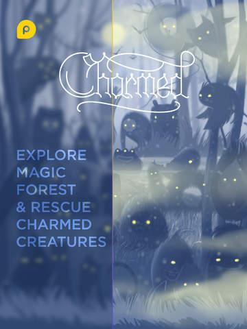 Mini-U: Charmed. Скрин 5