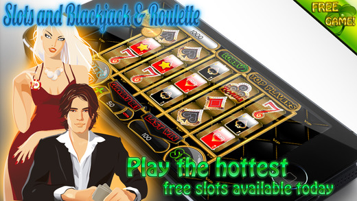 A Aaba VIP Jackpot and Roulette Blackjack