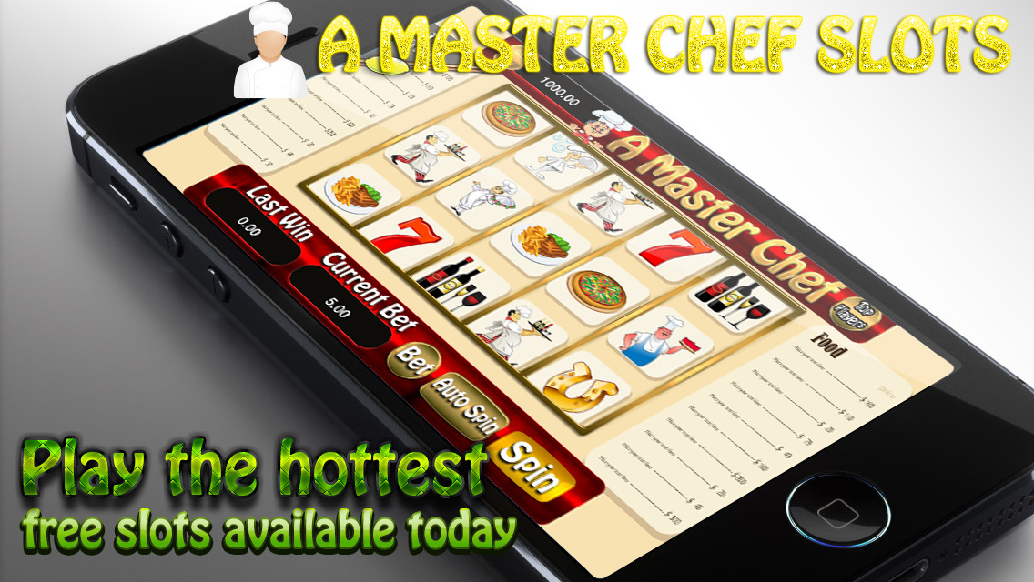 Master Chef Slot Machine - Play Spadegaming Slots for Free
