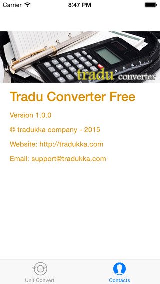 Tradu Converter Free