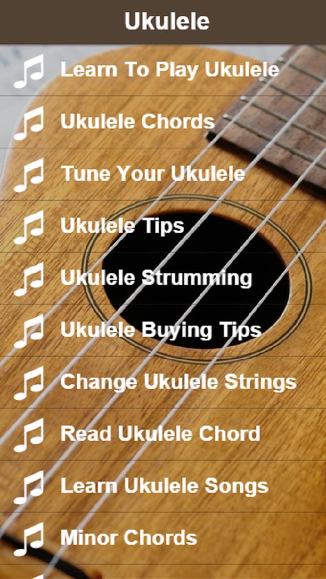 Basic Ukulele Chords | How To Play Ukulele in 2019 ...
