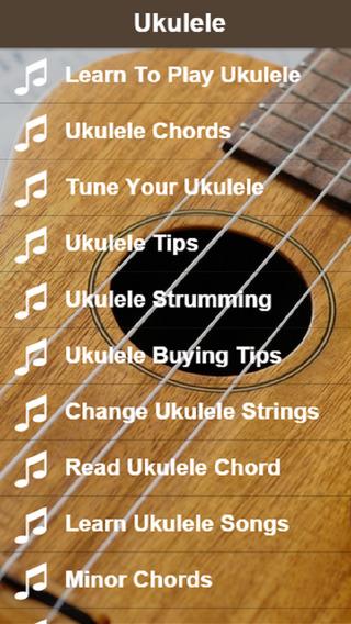 How To Play Ukulele - Learn To Play Ukulele Songs Chords Tuning Information and Other Ukulele Tips
