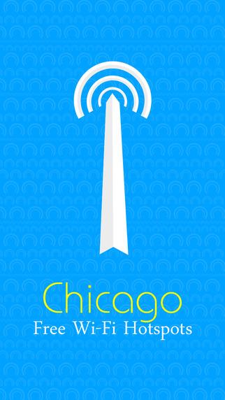 Chicago Free Wi-Fi Hotspots