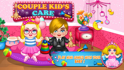 Little baby Kids care free Games