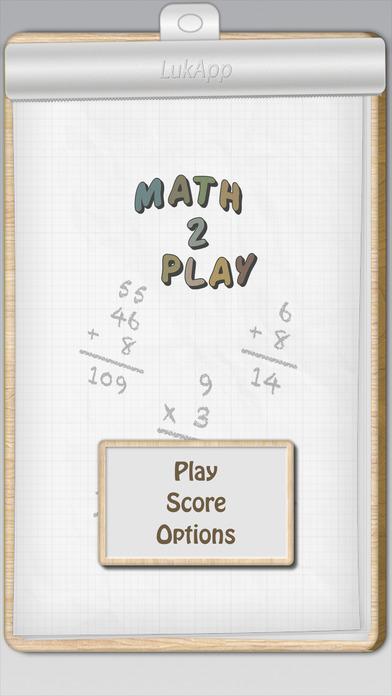 Math2Play