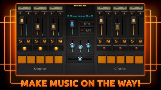 Electro Music Mixer Plus