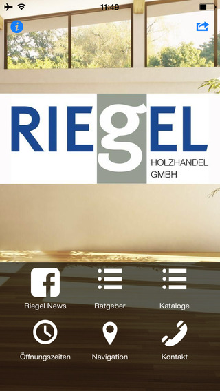 Riegel-App