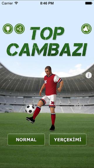 Top Cambazı - Top Sektirme - Futbol