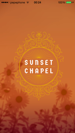 Sunset Chapel - phone